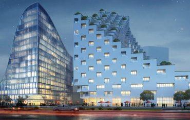 mengenal arsitek futuristik